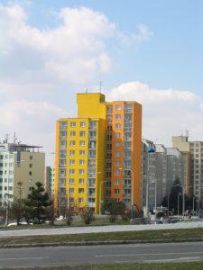 Správa bytových objektů